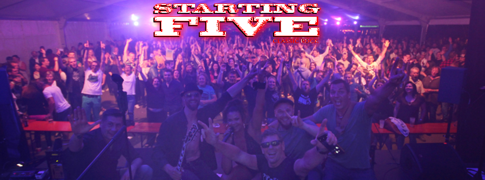 Starting FIVE Band – Rock statt Rubel